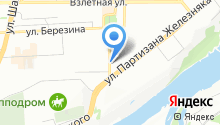 Bonalita на карте