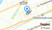 1-РЯД на карте