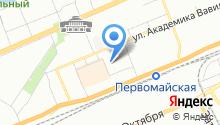 1 Absolut на карте