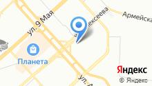 Appclinic на карте