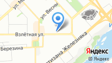 Dialog Service на карте