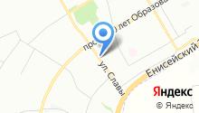 Apple MAG на карте