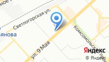 App-Service на карте