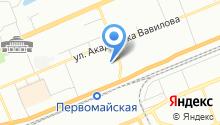 Bafla на карте