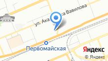 ДОСТУПНЫЙ СПОРТ на карте