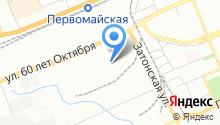 ЧПУ-Технологии на карте