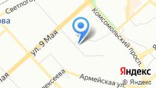 DigiTech на карте