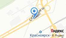 DAF на карте