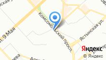 Dental clinic на карте