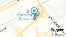 Bagazhnikitut на карте