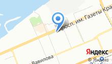 BEL MAG на карте