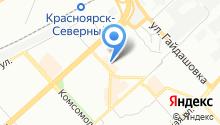 Apple KRSK на карте