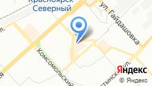 Dazbi.ru на карте