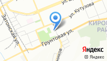 Citypay на карте