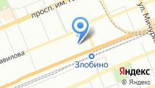 AutoMaster на карте