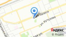 Айна на карте