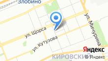 Тополь-2, ТСЖ на карте