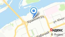 Томас на карте