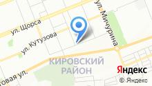 Cloin.ru на карте