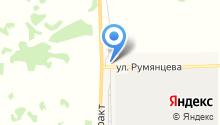 Транссервис на карте