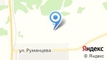 КрасКомпозит на карте
