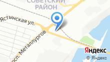 AquaЛюкс на карте