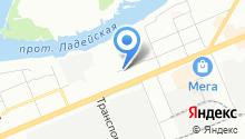 AnyKids на карте