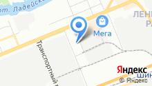 *amg logistic* транспортная компания на карте