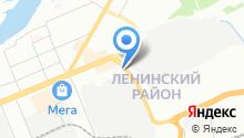 DEVICE service на карте