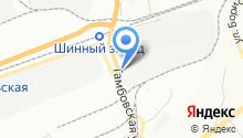 AK. GARAGE на карте