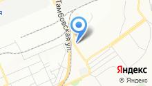 Ярхлеб на карте