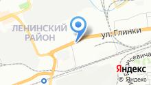 DCJ на карте