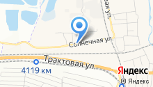 Поронай на карте