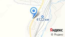 СИБСКАЙ на карте