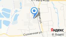 Термо Кинг-Красноярск на карте