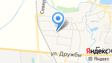 Шумковская библиотека на карте