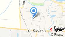 Шкатулка на карте