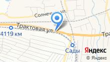 Магазин автозапчастей для КАМАЗ, МАЗ, ГАЗ на карте