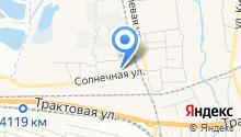 Березовская средняя общеобразовательная школа №4 на карте