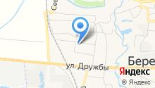 Кадастровый инженер Белошапкин Д.С. на карте