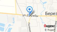Семейная пекарня на карте
