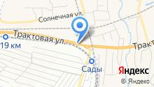 Академия шиномонтажа на карте