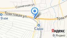 АЗС СК Транзит-СВ на карте