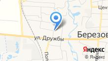 Шумковский на карте