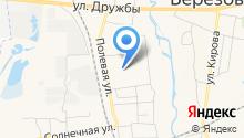 КСК-Уют на карте