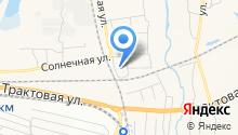 Пункт технического осмотра автомототранспорта на карте