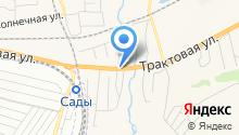 Вояж, продовольственный магазин на карте
