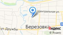 Отдел Военного комиссариата Красноярского края по Березовскому району и г. Сосновоборск на карте