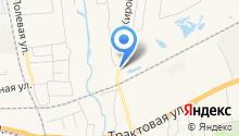 Магазин автомасел на ул. Кирова на карте