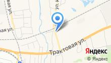 Комплекс Транзит на карте